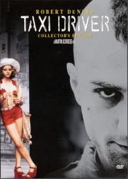 Copertina del dvd di Taxi Driver