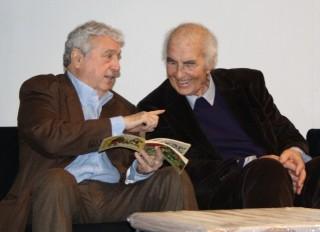 Sergio Bonelli e Gallieno Ferri