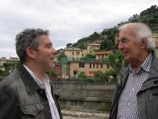 Moreno Burattini e Gallieno Ferri