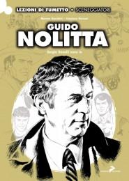Copertina dedicata a Guido Nolitta pseudonimo di Sergio Bonelli