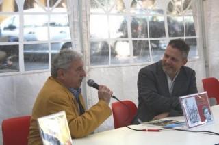 Sergio Bonelli e Moreno Burattini