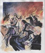 Un'altra copertina di Magico Vento