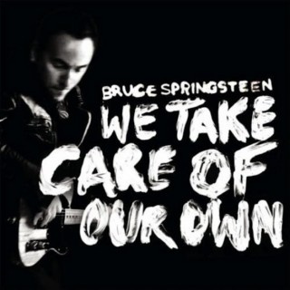 La copertina del singolo We take care of our own
