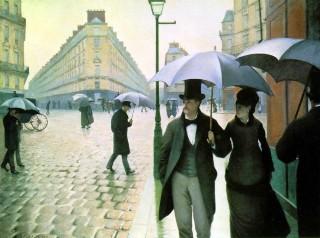 Quadro di Gustave Caillebotte