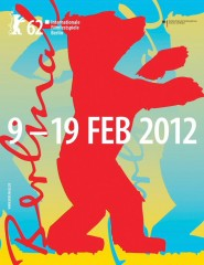 La locandina della 62. edizione della Berlinale
