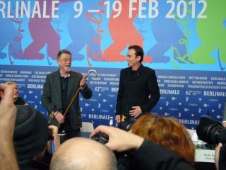 John Hurt e Billy Bob Thornton - Foto Biggio