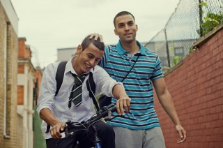 Fady Elsayed, James Floyd in My Brother The Devil © Etienne Bol