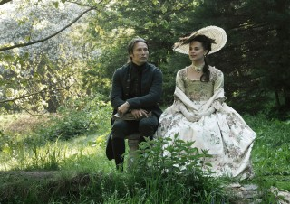 Mads Mikkelsen, Alicia Vikander in A Royal Affair © Jiri Hanzl