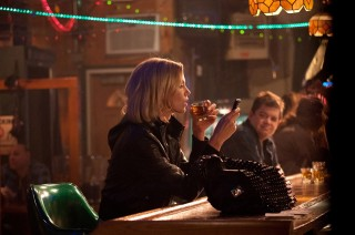 Charlize Theron, Patton Oswalt in Young Adult Ph. Phillip V. Caruso