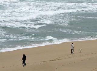 Finisterre beach