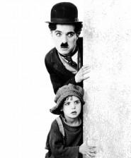 """Charlie Chaplin ne """"Il Monello"""""""