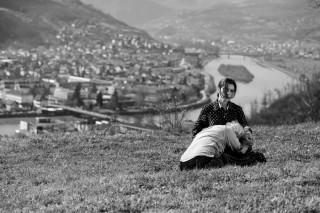 Un fotogramma di Belvedere
