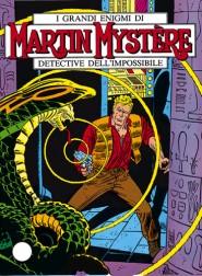 Il primo numero di Martin Mystère