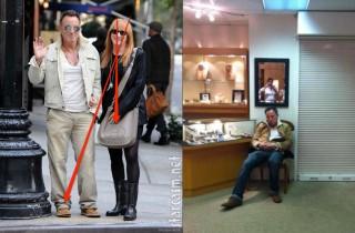 Le prove della drammatica condizione di Springsteen