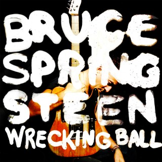 Copertina di Wrecking Ball di Bruce Springsteen