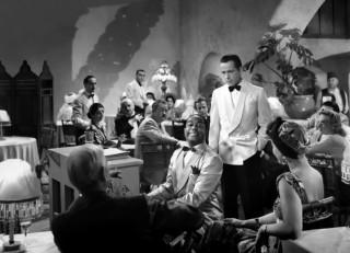 """Scena di Casablanca, """"da Rick's"""""""