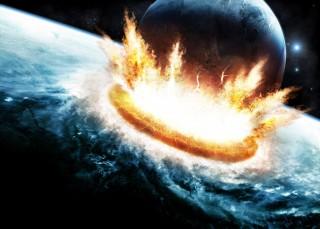 meteorite sulla terra
