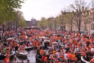 Party sulle barche