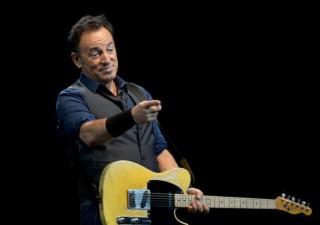 "Bruce Springsteen in versione ""irresistibile stupidino"""