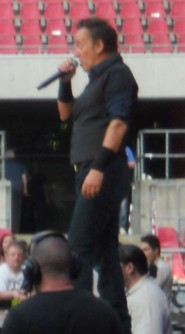 Bruce Springsteen a Colonia