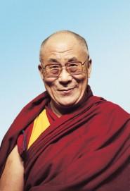 Tenzin Gyatso, attuale Dalai Lama