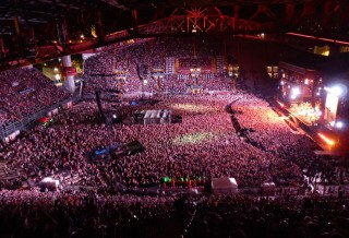 Stadio Nereo Rocco per Bruce Springsteen