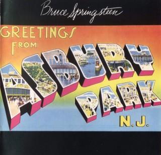 Greetings from Asbury Park, N.J. di Bruce Springsteen