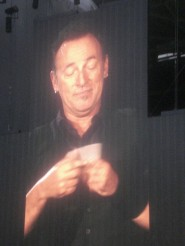 Bruce Springsteen sceglie fra le mie carte