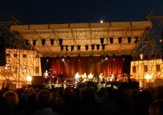 Paolo Conte in concerto a Palmanova il 26 luglio 2012