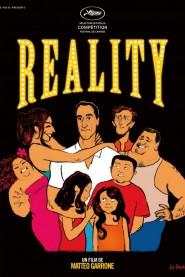 Locandina francese Reality