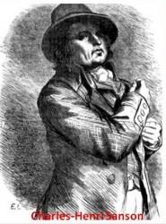 Ritratto di Charles-Henri Sanson