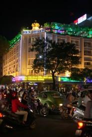 Saigon di notte