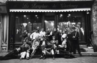 Les parapluies de Cherbourg (cast)