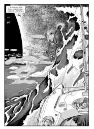Sul pianeta perduto - Il muro d'acqua