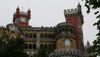 Portogallo - Sintra - Palazzo de Pena