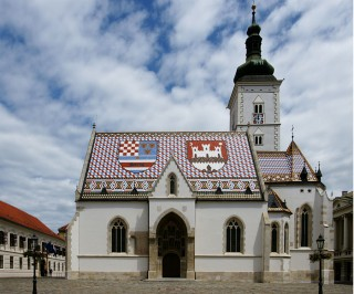 Chiesa di San Marco a Zagabria