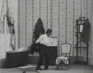 Comment monsieur prend son bain, 1903