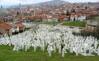 Cimitero a Sarajevo