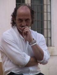 Pino Roveredo, ospite del corso di Bottega Errante