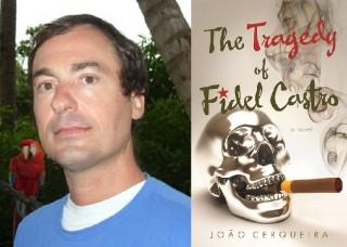 Joao Cerqueira e copertina del libro