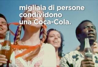immagine spot coca cola 2013