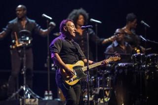 Bruce Springsteen a Wembley
