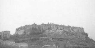 Fermo immagine di Orte ripresa di Pasolini