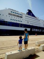 Le autostrade del mare Grimaldi
