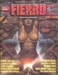 copertina di Fierro
