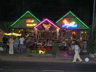 ristorante a Mui Ne