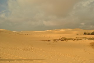 le dune e il nulla