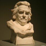 Busto di Honoré de Balzac