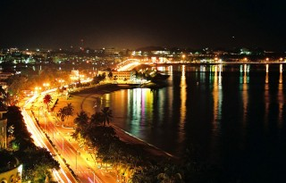 Nah Trang by night