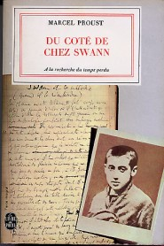 Dalla parte di Swann - copertina